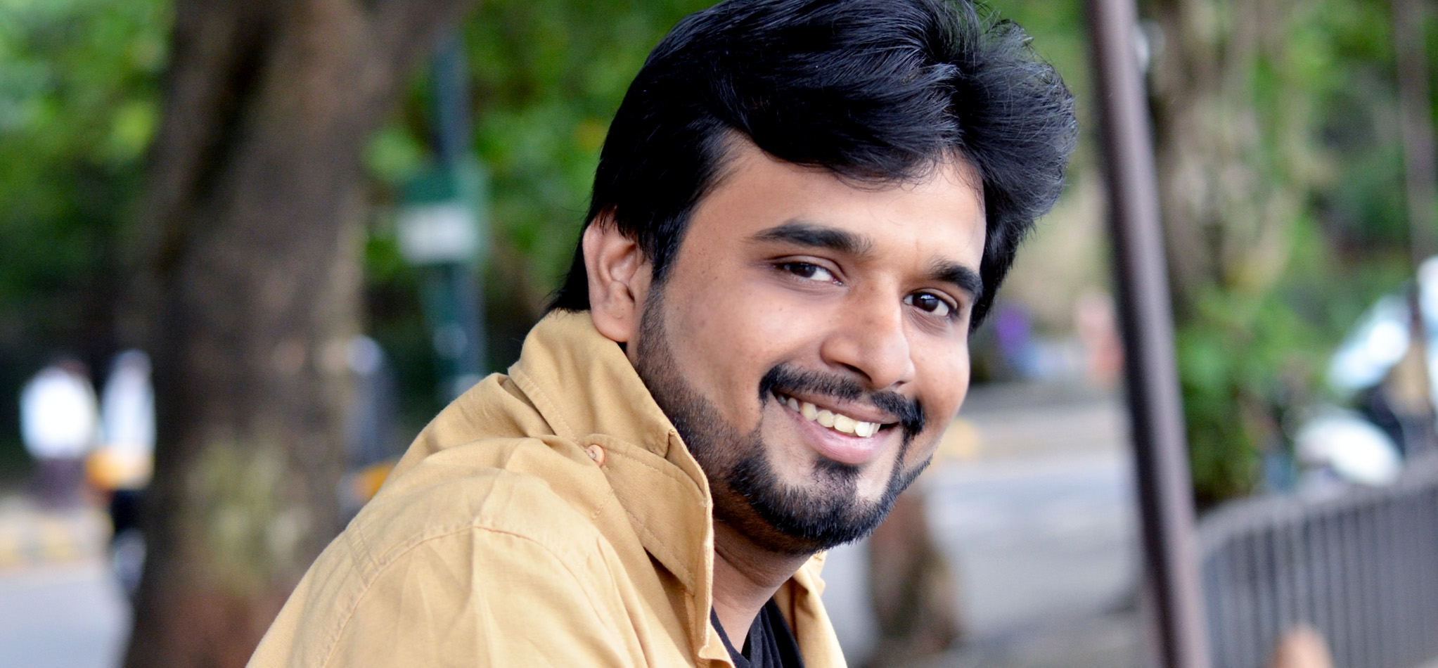Sudeep Nagarkar – Making The World Happening Through Words
