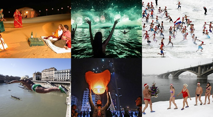 10 Best Places in the World to Celebrate New Year 2016