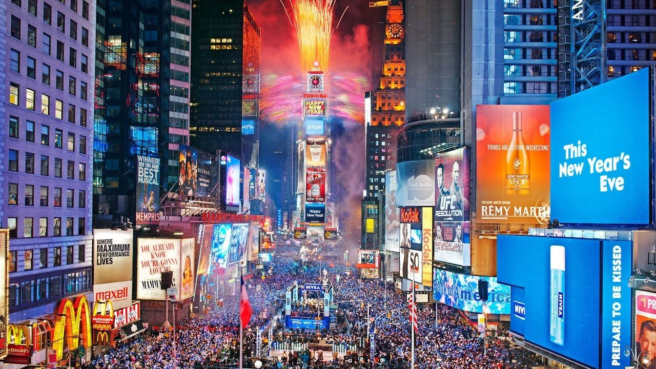 new years eve in nyc
