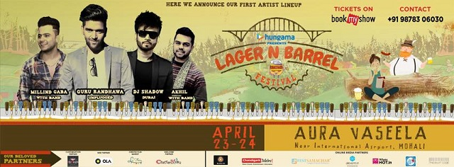 Bring Down The Temperature This Summer With Lager N Barrel – BEER Festival..!!