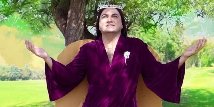 "Taher Shah Just Gave an ANGELIC ""Eye to Eye"" To Social Humour."