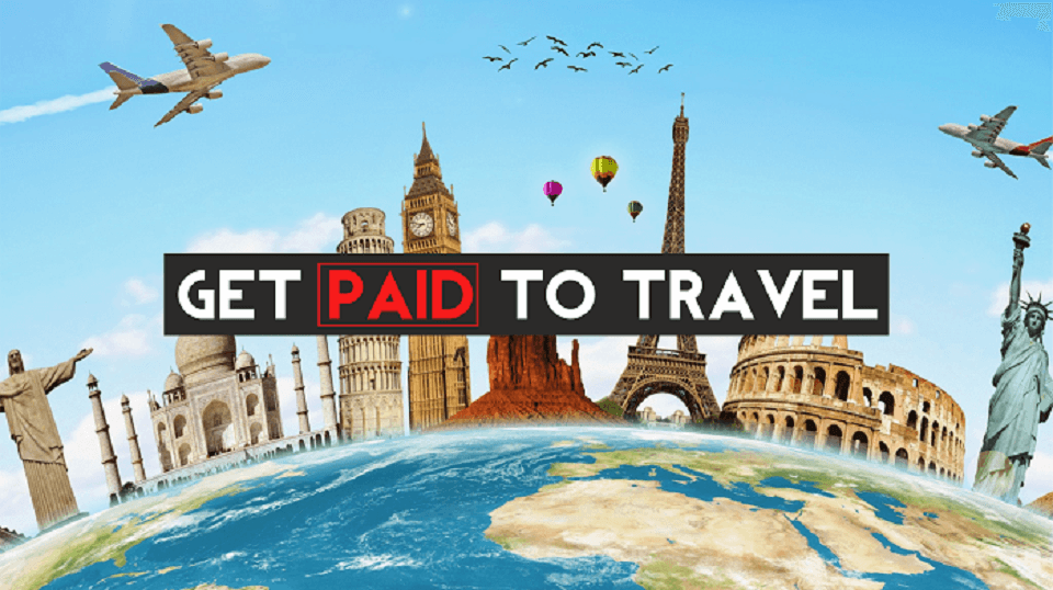 Want To Travel And Get Paid?
