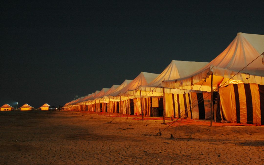 Tent City (Rann Utsav): Once a Barren Land Now Offers A Colourful Canvas