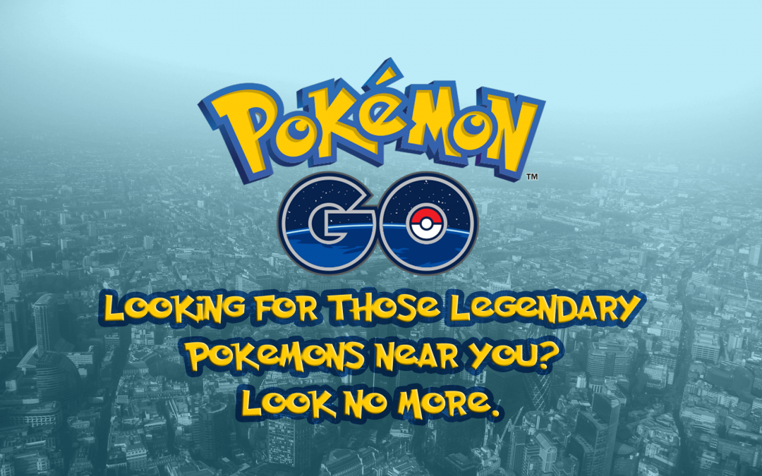 Best of Pokemon Go Events Near You