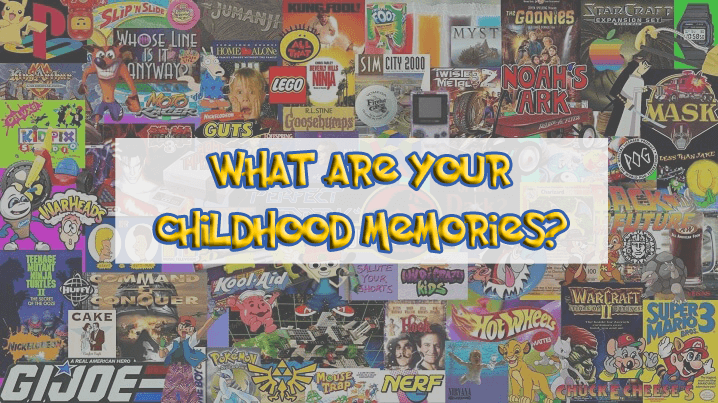 Awesome Things Only 90s Kid Would Remember