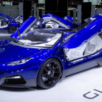 6 Best Electric Cars in The Coming Years | Paris Motor Show 2016