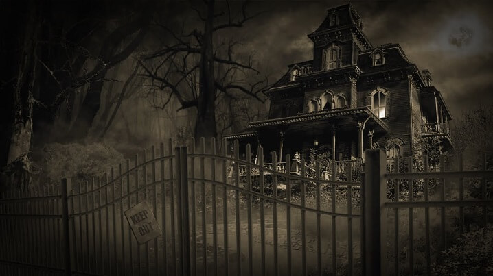 6 Most Haunted Scary Houses Around The World