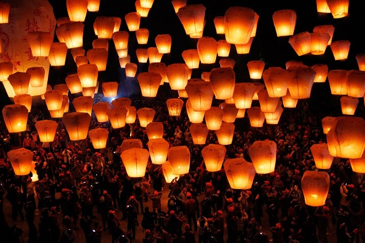 Everything You Need To Know About Udaipur Lantern Festival 2016