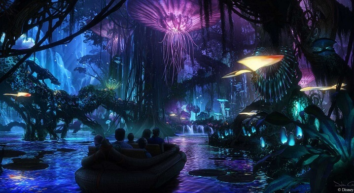 Pandora, The world of Avatar