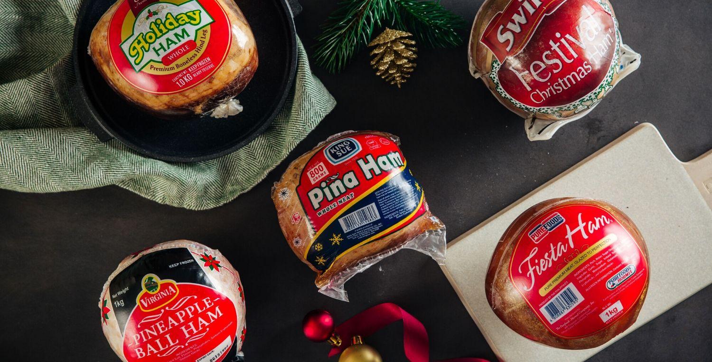 filipino christmas ham