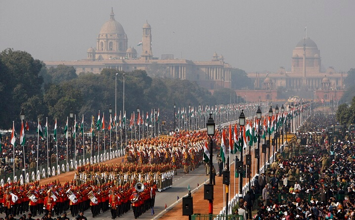 Everything You Need To Know About India's Republic Day Parade 2017 Happening in Delhi