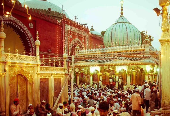 Nizamuddin-Dargah-Delhi