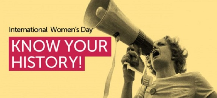 a history of international womens day and the amazing people behind the celebration Happy international women's day what better way to celebrate our favorite holiday than sharing the voices and photos of women we are lucky to know, admire, and support.