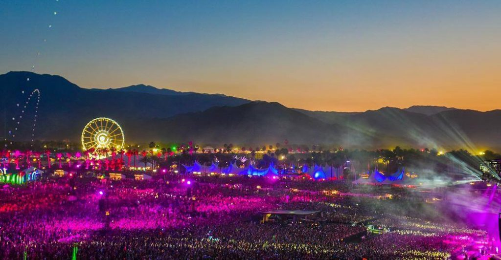 Coachella 2018 weekend 2 lineup music festival goers