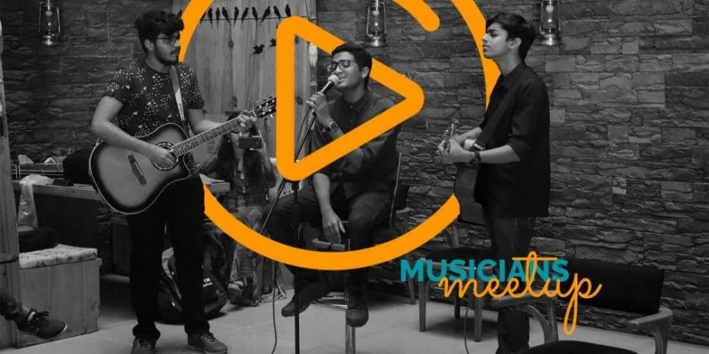 Musicians Meetup in Ahmedabad with Munaf Luhar by The Monologue