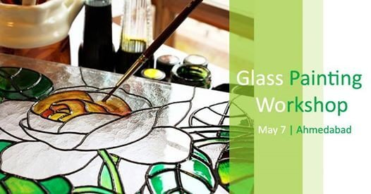Glass Painting Workshop by pH Designs in Ahmedabad