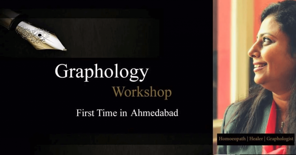Two Days Grapology Workshop Ahmedabad, Arts Workshop in Ahmedabad
