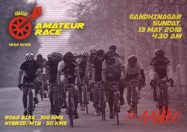 Amateur Marathon Race 100kms & 50kms events in Ahmedabad
