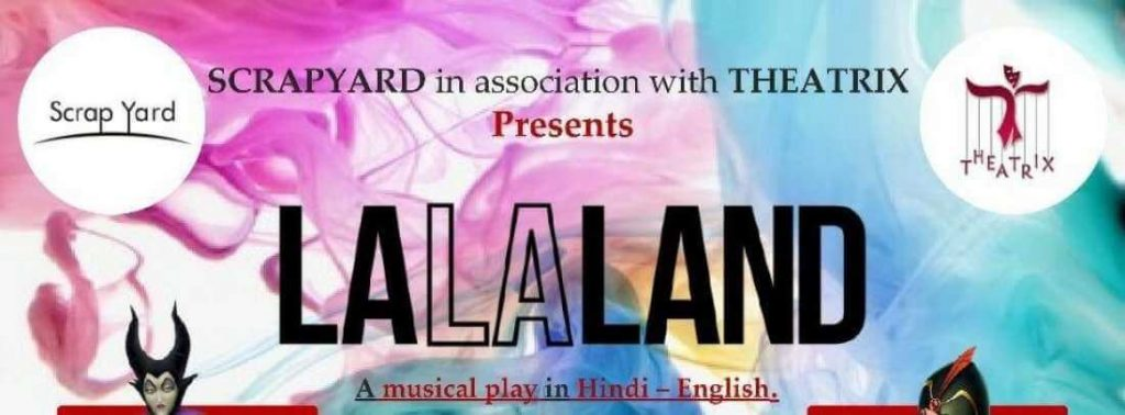 Theater Events at Scrapyard in Ahmedabad