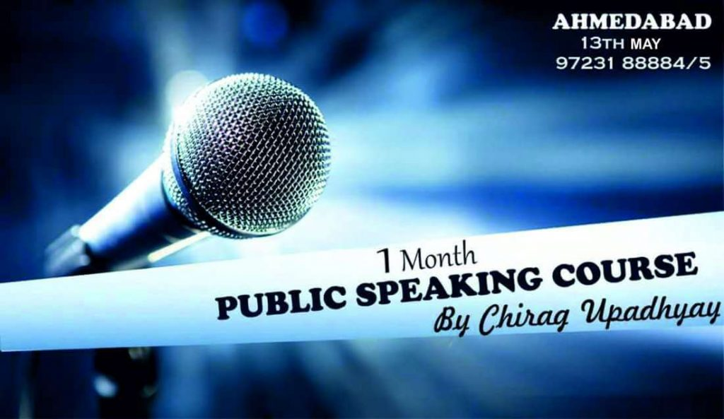 Public Speaking Crash Course in Ahmedabad - Practical Verbal Solutions
