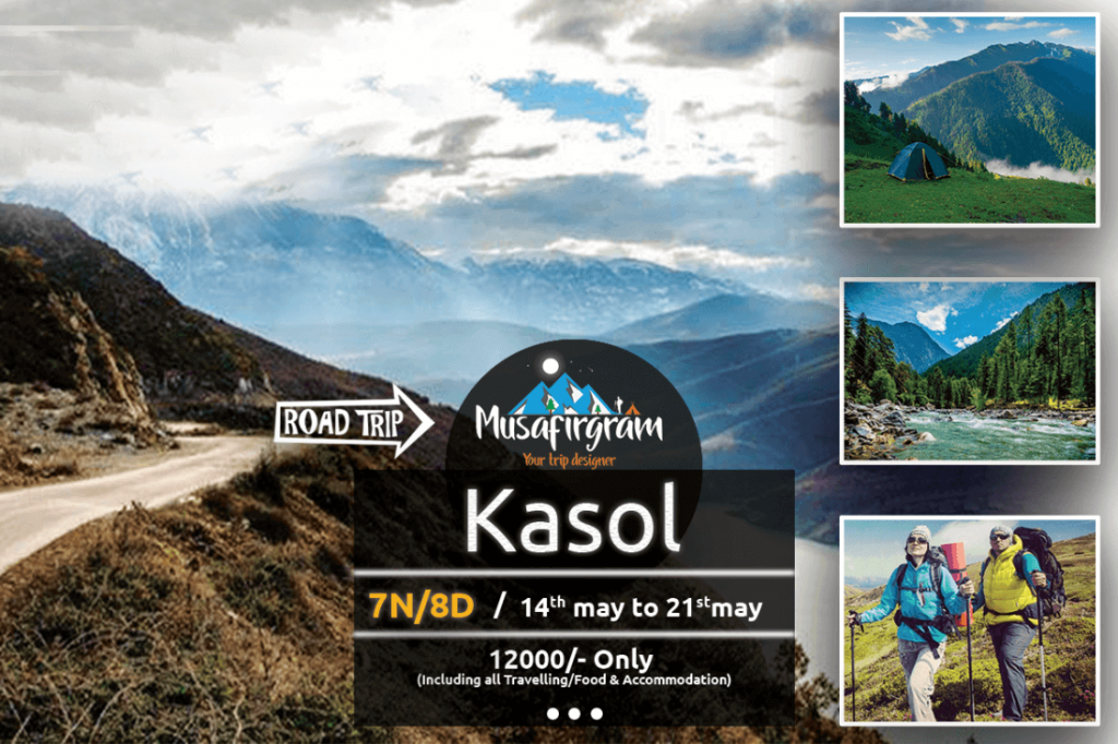 A Road Trip to Kasol from Ahmedabad