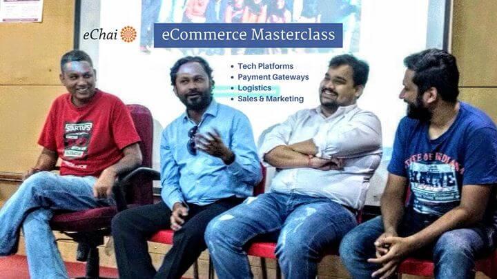 eChai Startup Ecommerce Masterclass in Ahmedabad