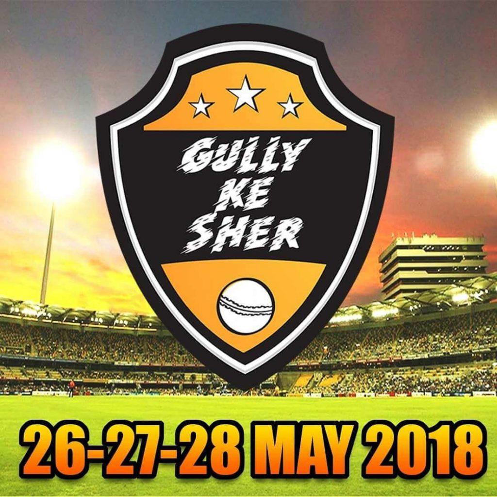Decathlon Cricket Tournament Gully ke sher in Ahmedabad