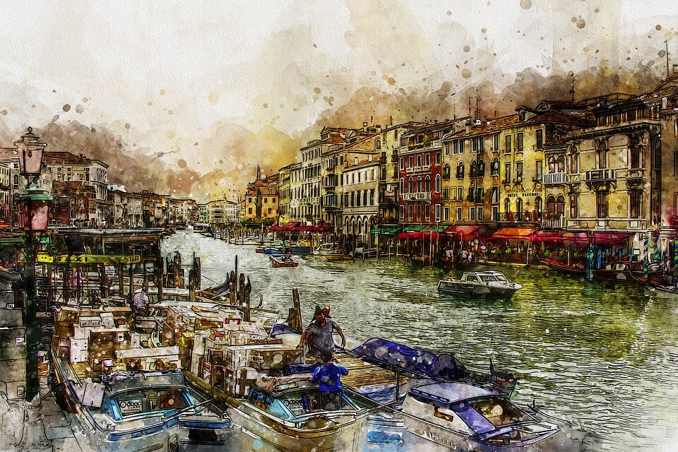 Through indulging in art workshops, you can choose to travel the world right from the art studio