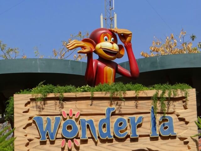 Wonderla Ticket Price, Timing and Things to do in Wonderla Bangalore