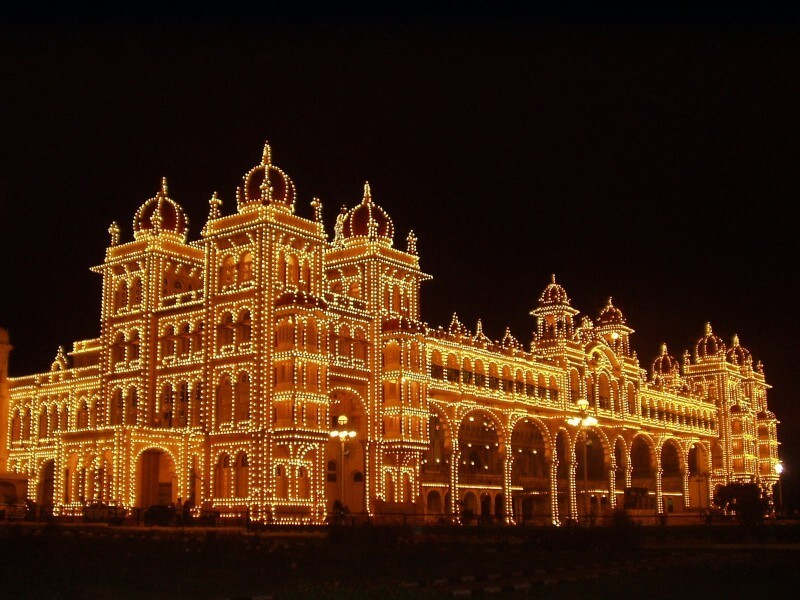 Things to do in Mysore, Chamundi Hills, Mysore Palace, GRS Fantasy Park
