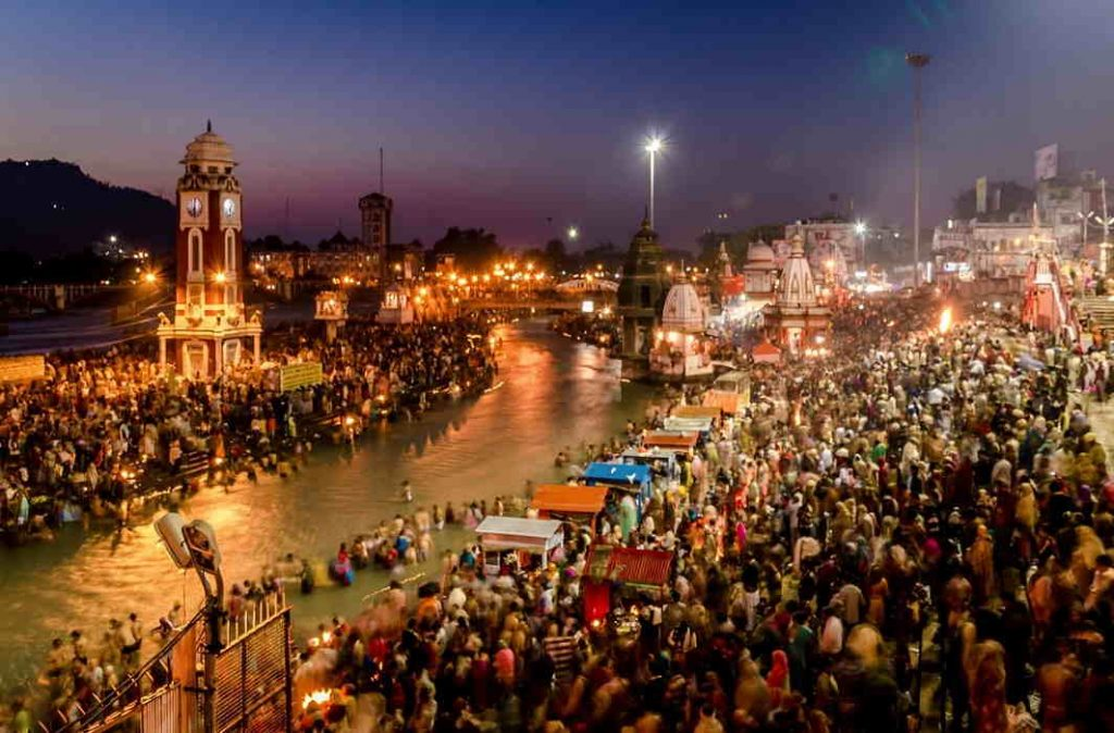Ganga River Dussehra Festival 2019 and 2018