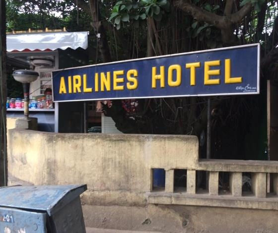 Airlines Hotel in Bangalore-Places to eat in Bangalore-Street Food