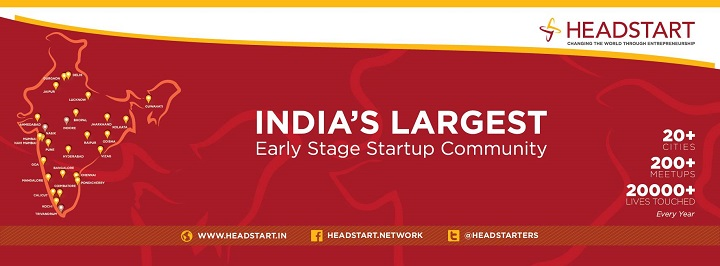 Headstart – India's largest organization that support entrepreneurs launches in Surat and Vadodara.