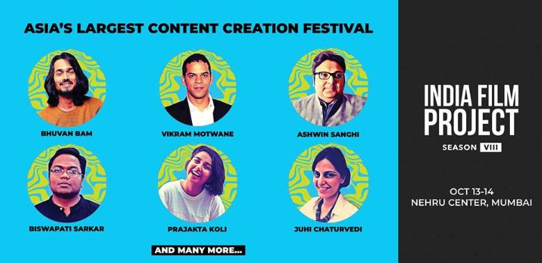 India Film Project Speakers