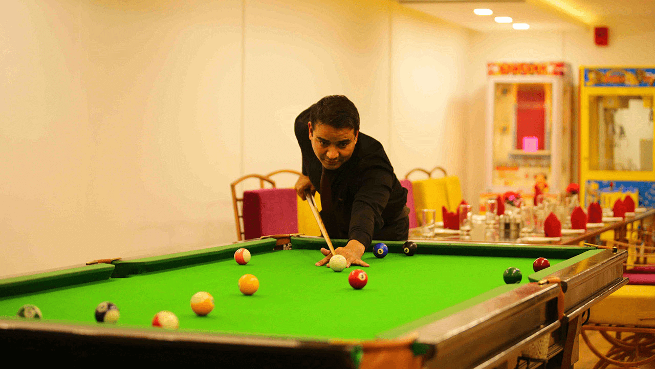 Master The Stroke And Be A Pro At Pool!