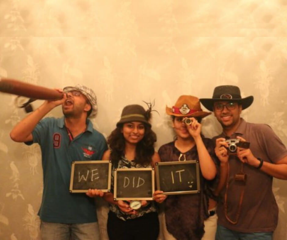 escape room ahmedabad