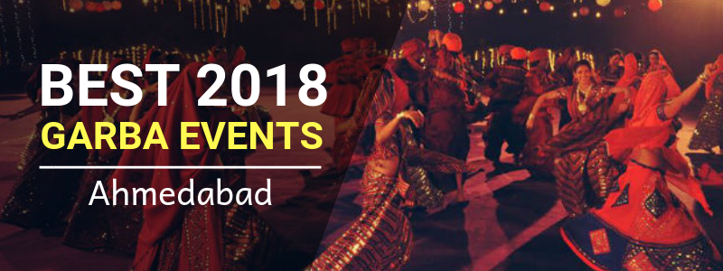 6 Handpicked Garba Events you shouldn't miss this 2018