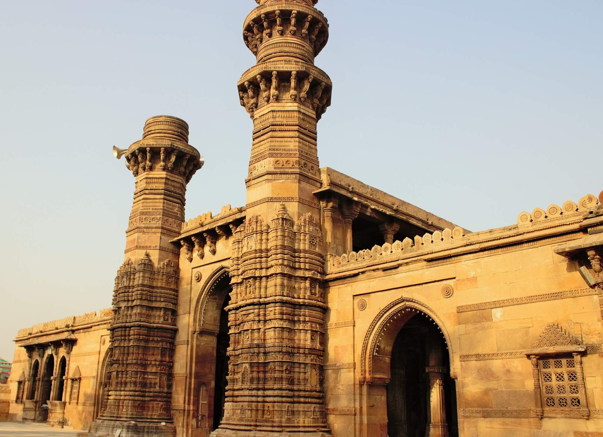 Ahmedabad Has Got Leaning Tower Of India And You Need To Check It Out