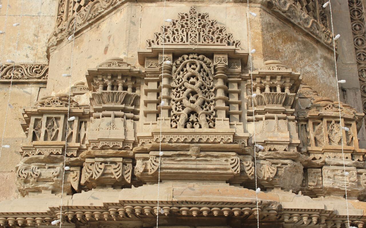 minars of jama masjid
