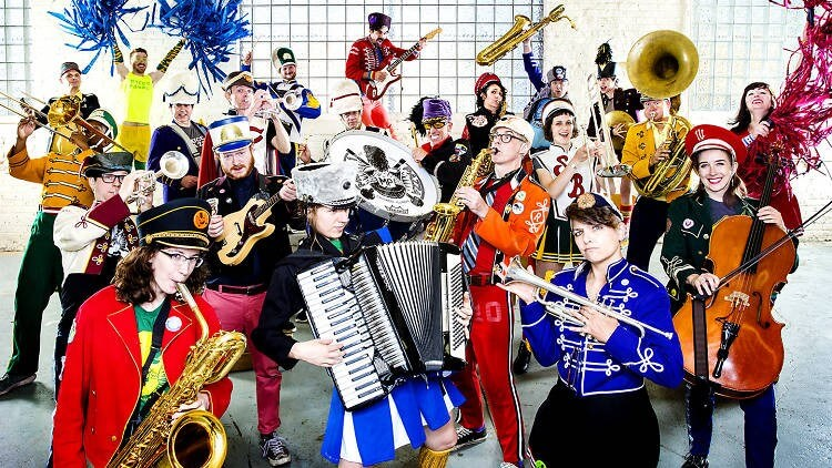 Mucca Pazza Lincoln Hall Chicago