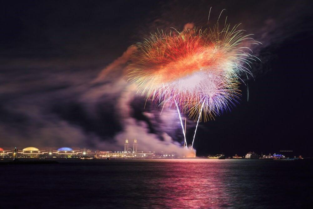navy pier fireworks cruise