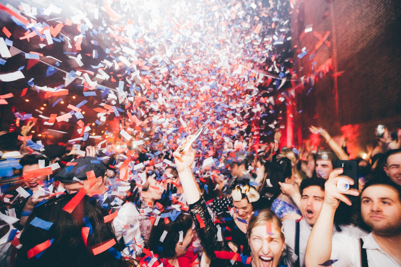 Village Underground- The Blitz Party