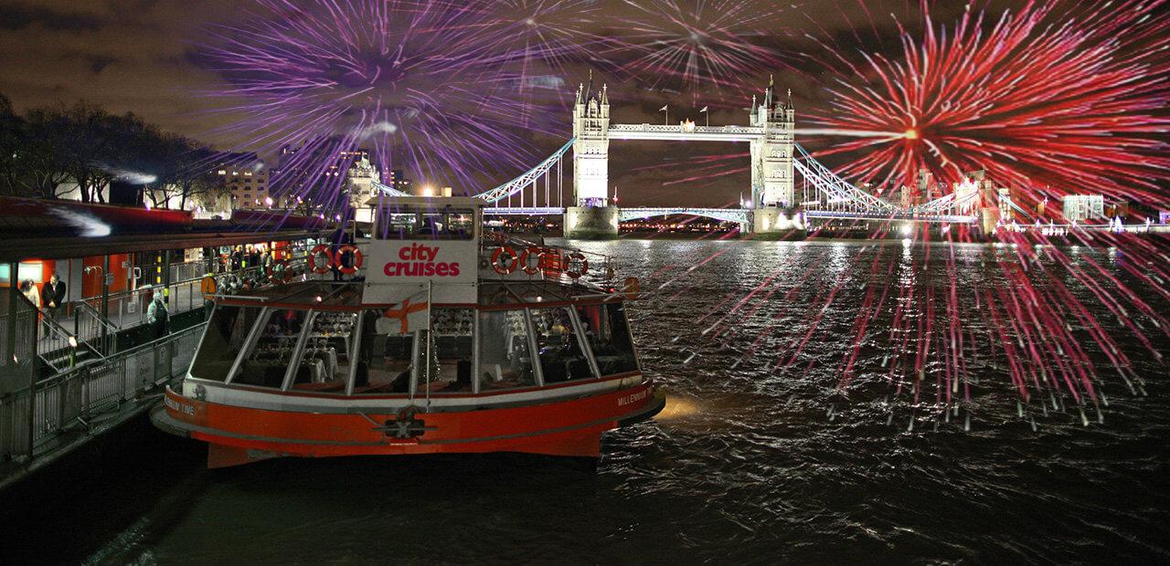london nye cruise