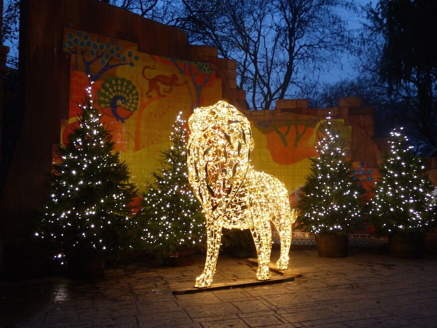 london zoo nye