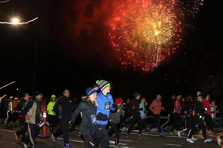 nyrr midnight run | new york new year
