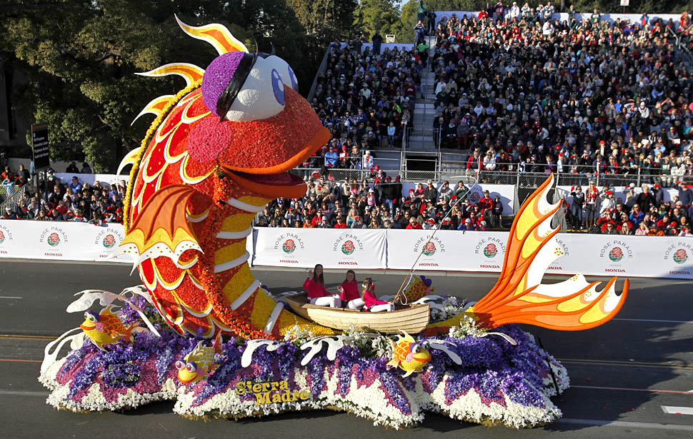 Rose Parade Los Angeles
