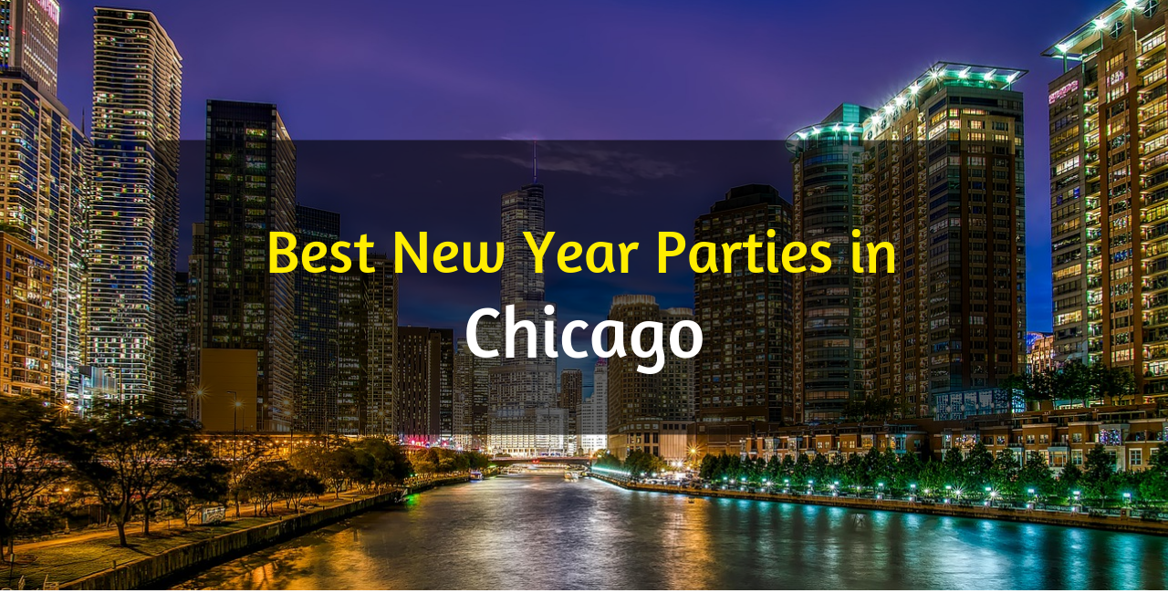 10 Hottest New Year's Eve Parties In Chicago With A View Of Fireworks