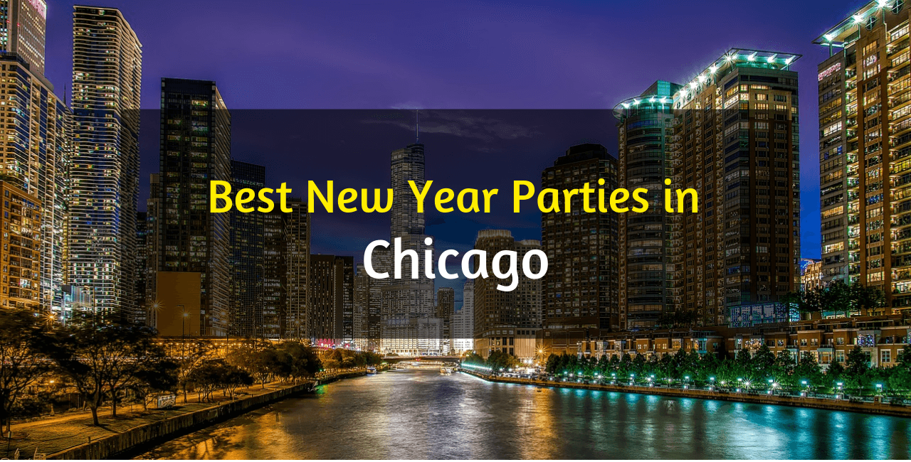Hottest New Year Parties In Chicago With A View Of Fireworks