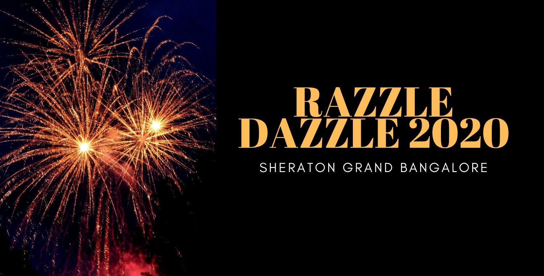 Razzle Dazzle Bangalore - NYE 2020