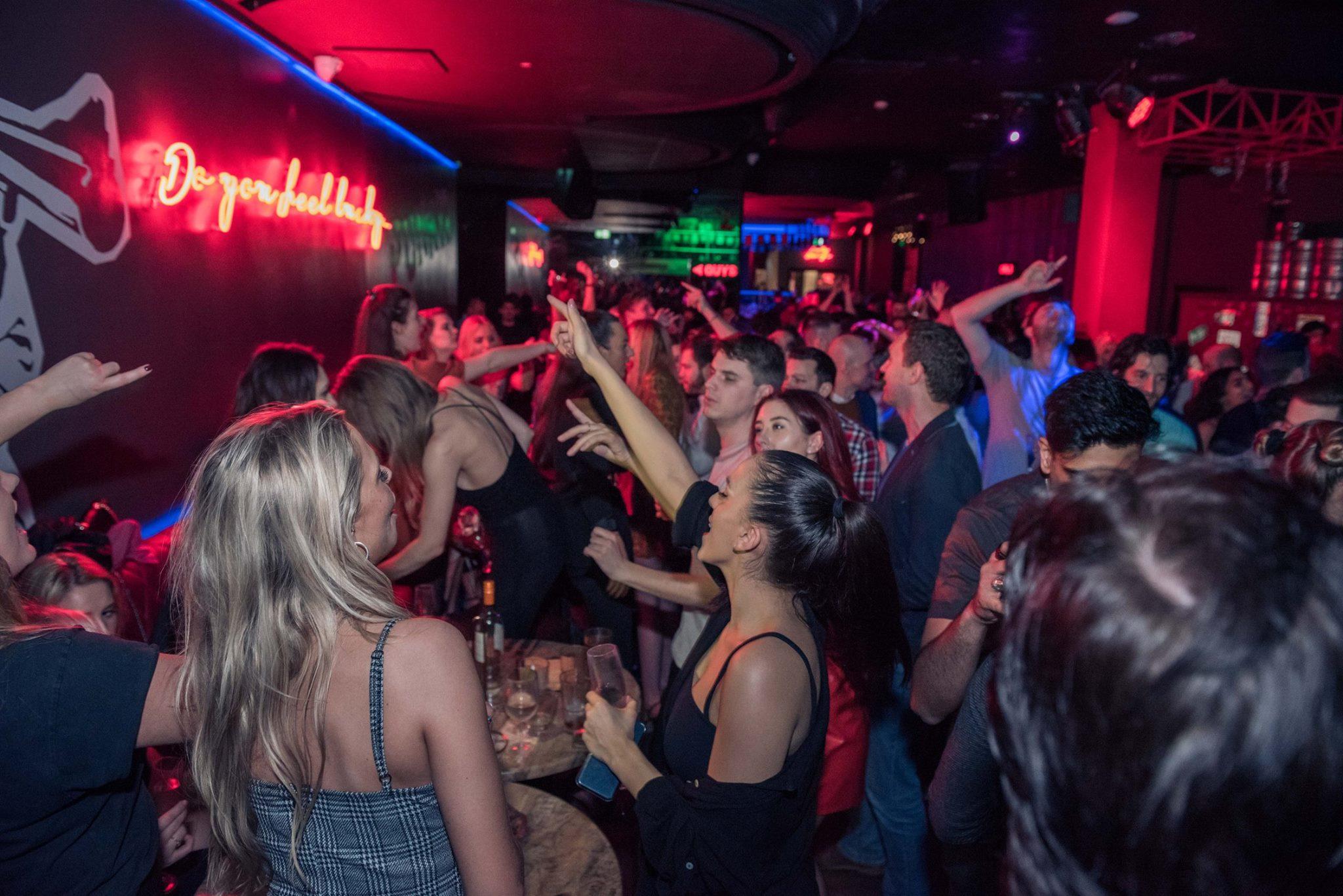 Soho Zebrano | Single's Party